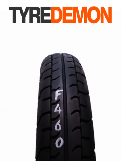 3.25 18 Continental TPK14 Part Worn Motorcycle Tyre F460