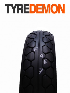 120 80 18 Metzeler Perfect ME99A Part Worn Motorcycle Tyre F467