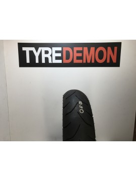 120 80 14 Maxxis ipro  Part Worn Motorcycle Tyre B40