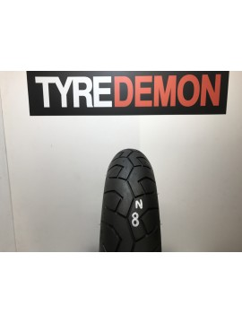 120 70 17 Pirelli Diablo Part Worn Motorcycle Tyre N8