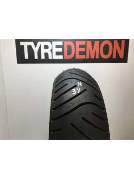 180 55 17 Metzeler ME24  Part Worn Motorcycle Tyre