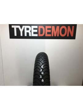 110 70 17 Metzeler ME22 Part Worn Motorcycle Tyre E2424