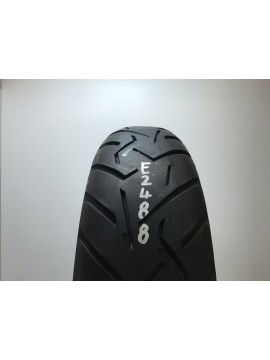 170 60 17 Pirelli Scorpion Trail 11  Part Worn Motorcycle Tyre E2488