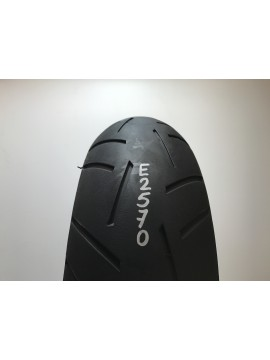 190 55 17 ZR Continental Conti Sport  Attack 3 Part Worn Motorcycle Tyre