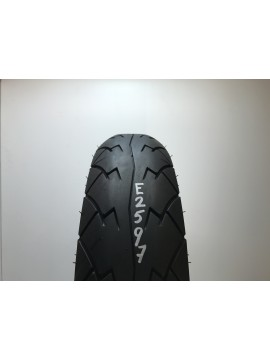 130 80 17 Dunlop Arrow Max  Part Worn Motorcycle Tyre E2597