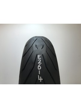 150 70 17 ZR Pirelli Gran Torismo Angel GT Part Worn Motorcycle Tyre