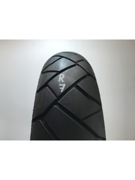 150 70 18 R Dunlop Trailmax D610  Part Worn Motorcycle Tyre R7