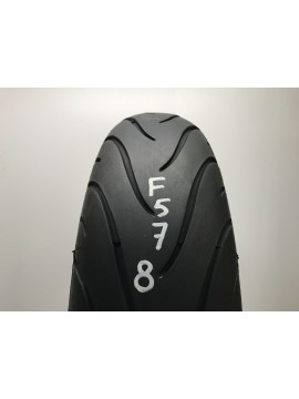 160 60 ZR 18 Michelin Pilot Road 2CT Part Worn Motorcycle Tyre F578