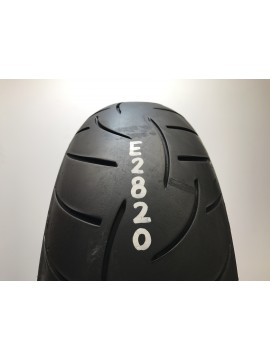 190 55 17 Metzeler Road Tec Z8 Interact  Part Worn Motorcycle Tyre