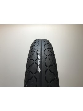 4.00 18  Metzeler Perfect ME77 Part Worn Motorcycle Tyre F654