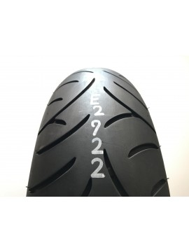 160 70 ZR 17 Bridgestone Battlax BT021R Part Worn Motorcycle Tyre E2922