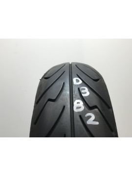 110 70 16 Maxxis Part Worn Motorcycle Tyre D382