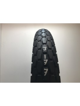 3.00 21 Continental Twin Duro Part Worn Motorcycle Tyre J177