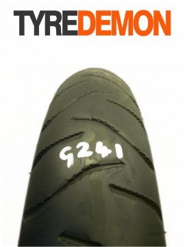 120 70 19 Michelin Anakee  Part Worn Motorcycle Tyre G241