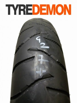 120 70 19 Michelin Anakee 3  Part Worn Motorcycle Tyre G274