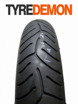 110 80 19 Bridgestone Battlax Sport Touring T30 Part Worn Motorcycle Tyre G282
