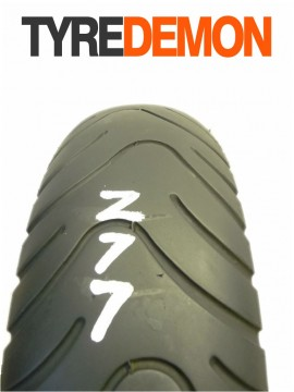 120 90 10 Kenda K413 Part Worn Motorcycle Tyre Z77