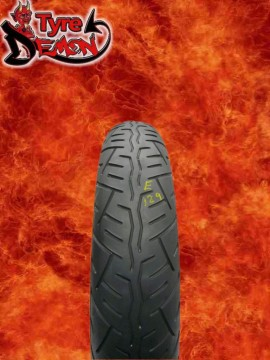120 70 17 Dunlop Sport D202 F Part Worn Motorcycle Tyre E129