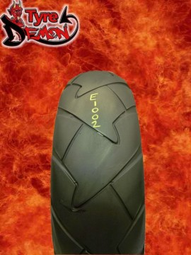 170 60 17 Continental Conti Trail Attack 2 Part Worn Motorcycle Tyre E1002