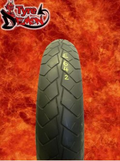 120 70 17 Bridgestone Battlax BT020 F Part Worn Motorcycle Tyre E642