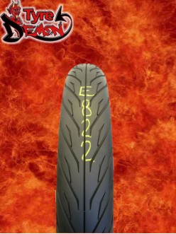 80 90 17 IRC Eagle Part Worn Motorcycle Tyre E822