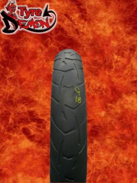 110 80 19 Metzeler Tourance Next Part Worn Motorcycle Tyre G18