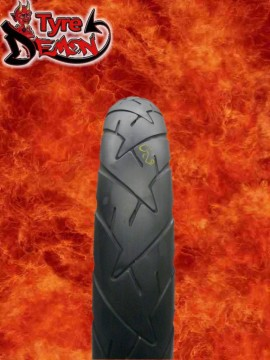 110 80 19 Continental Conti Trail Attack Part Worn Motorcycle Tyre G20