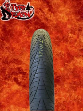 110 80 19 Michelin Pilot Road 3 Trail Part Worn Motorcycle Tyre G35