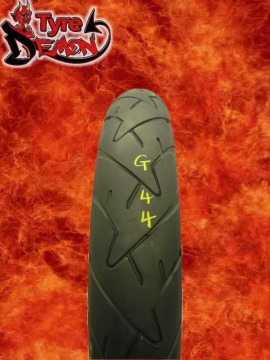 110 80 19 Continental Conti Trail Attack 2 Part Worn Motorcycle Tyre G44