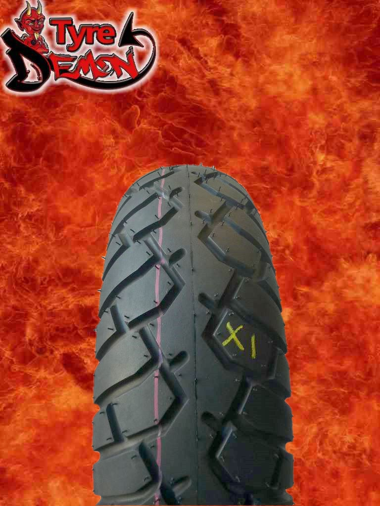 120 70 11 Duro Part Worn Scooter NEW Motorcycle Tyre XX1X1Other